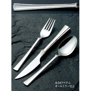 【まとめ買い10個セット品】 【業務用】18-8 シンフォニー テーブルナイフ(H・H)ノコ刃付