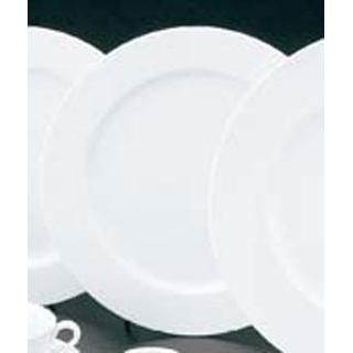 【まとめ買い10個セット品】 【業務用】軽量薄型 アルセラム強化食器 27cmプレート EC11-2