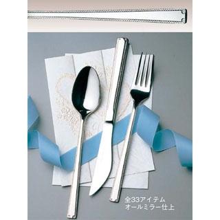 【まとめ買い10個セット品】 【業務用】LW 18-10 #11600 ロマンス デザートナイフ(H・H)ノコ刃付