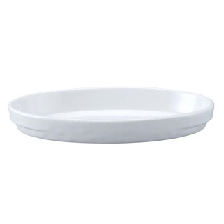 【まとめ買い10個セット品】シェーンバルド オーバルグラタン皿 9278328(3011-28)白 28cm【 オーブンウェア 】 【ECJ】