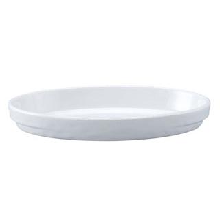 【まとめ買い10個セット品】 【業務用】シェーンバルド オーバルグラタン皿 9278344(3011-44)白 44cm 【20P05Dec15】