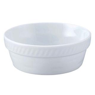 【まとめ買い10個セット品】 【業務用】シェーンバルド 丸型 オーブンディッシュ 9278215(3011-15)白