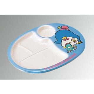 【まとめ買い10個セット品】メラミン ランチ皿 タキシードサム【 和・洋・中 食器 】 【ECJ】