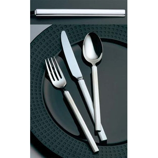 【まとめ買い10個セット品】 【業務用】LW 18-10 #17700 ベニス テーブルナイフ(H・H)ノコ刃付 【20P05Dec15】
