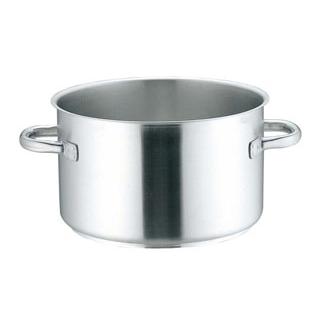 【業務用】ムヴィエール プロイノックス 半寸胴鍋(蓋無)5935-50cm