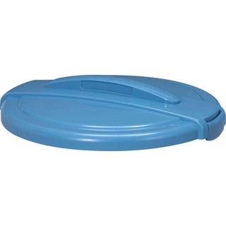 【まとめ買い10個セット品】トンボ ニューセレクトペール M-45/35 蓋 ブルー【 清掃・衛生用品 】 【ECJ】