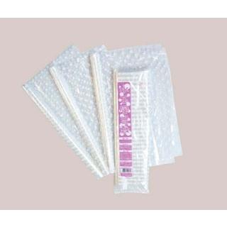 【まとめ買い10個セット品】 【業務用】ポリ風呂敷 透明白水玉 900角(500枚入)