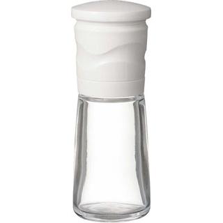 【まとめ買い10個セット品】 【業務用】セラミックミル(結晶塩用)CM-15N-WH