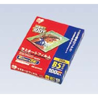 【まとめ買い10個セット品】 【業務用】ラミネートフィルム(150ミクロン)B5(100枚入)