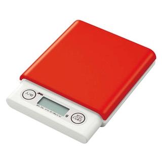 【まとめ買い10個セット品】 【業務用】A&D ホームスケール3kg UH3201 レッド