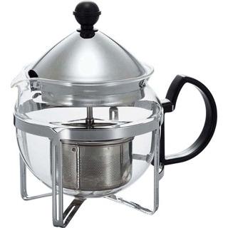 【まとめ買い10個セット品】ハリオ ティーメーカー 茶王 CHAN-4SV【 カフェ・サービス用品・トレー 】 【ECJ】