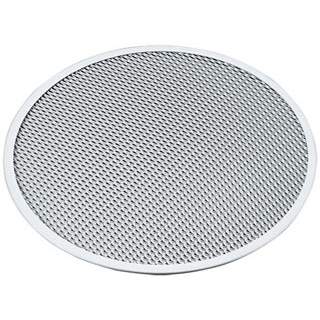 【まとめ買い10個セット品】 【業務用】アルミ ピザ焼網 硬質アルマイト加工 16インチ
