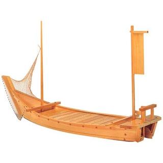 【まとめ買い10個セット品】 【業務用】ひのき 大漁舟 3尺 アミ付 【20P05Dec15】