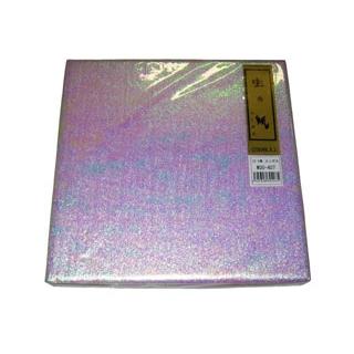 【まとめ買い10個セット品】 【業務用】虹の紙エンボス(200枚入)M30-407 225×225