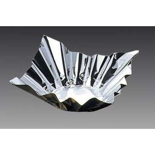 【まとめ買い10個セット品】アルミ箔鍋 金/銀(200枚入)8号(80044)【 卓上鍋・焼物用品 】 【ECJ】