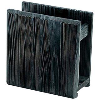 【まとめ買い10個セット品】木製 ナフキン立 SM-611【 卓上小物 】 【ECJ】