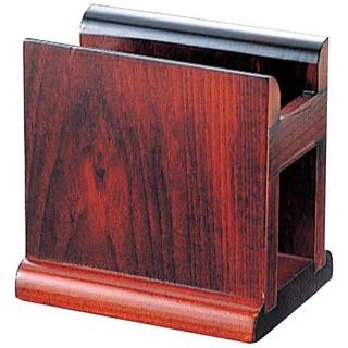 【まとめ買い10個セット品】木製 ナフキン立 SB-704【 卓上小物 】 【ECJ】