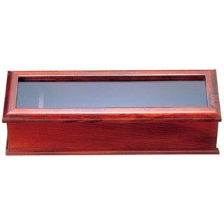 【まとめ買い10個セット品】 【業務用】木製 はし箱(楊枝入付)SB-604