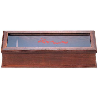 激安単価で 【まとめ買い10個セット品】木製 はし箱(楊枝入付)N-615【 卓上小物 】 【ECJ】, マッキー c0787684