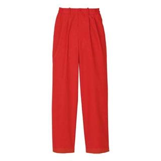 【まとめ買い10個セット品】 【業務用】パンツ(女性用)KP002L-3 朱色 11号