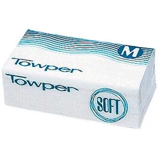 【まとめ買い10個セット品】トウカイ ペーパータオル タウパーソフトM(200組×25束)【 清掃・衛生用品 】 【ECJ】