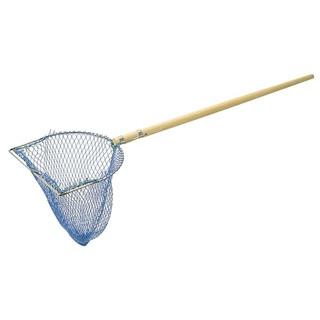 【まとめ買い10個セット品】活魚用 玉網 長三角形 40cm【 ボール・洗い桶 】 【ECJ】