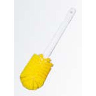【まとめ買い10個セット品】カーライル メッシュブラシ M 40000-04 イエロー【 清掃・衛生用品 】 【ECJ】