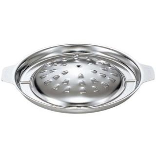 【まとめ買い10個セット品】 【業務用】三層鋼 プルコギ鍋 30cm