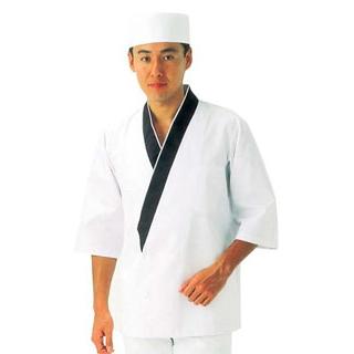 【まとめ買い10個セット品】 【業務用】ハッピーコート(調理服)BC1351-1 L