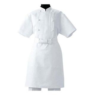 【まとめ買い10個セット品】調理前掛 TT8900-0 ホワイト LL【 ユニフォーム 】 【ECJ】