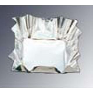 【まとめ買い10個セット品】 【業務用】アルミ ホイルケース(スエルケース)四角型バラ(500枚包)