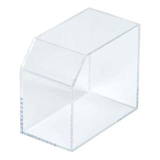 【まとめ買い10個セット品】 【業務用】レシート回収BOX 59493CLR クリア