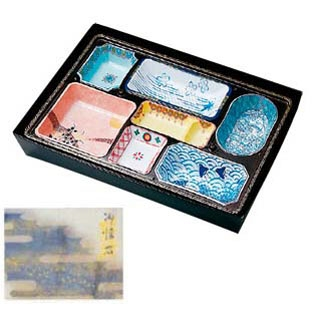 【まとめ買い10個セット品】 【業務用】器美の追求 紙BOX AS-130-B 紫雲(60入) 【20P05Dec15】