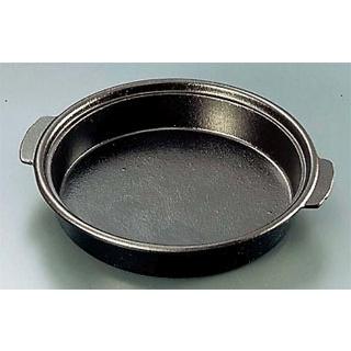 【まとめ買い10個セット品】 【業務用】アルミ 陶板焼皿丈 特深型(深さ35)