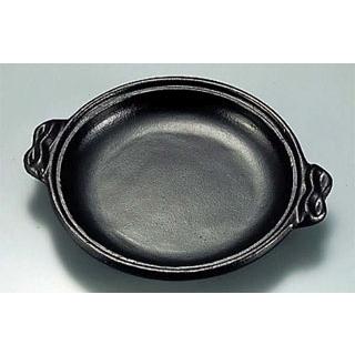 【まとめ買い10個セット品】 【業務用】アルミ 陶板焼皿丈 ミニミニ