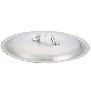 【まとめ買い10個セット品】キング アルミ 打出 揚鍋用蓋 42cm用【 ギョーザ・フライヤー 】 【ECJ】