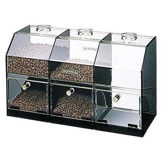 【まとめ買い10個セット品】 【業務用】ボンマック コーヒーケース S-3【 メーカー直送/代金引換決済不可 】