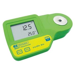 デジタル糖度計 MA871型【 濃度計 他 】 【ECJ】