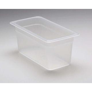 【まとめ買い10個セット品】 【業務用】キャンブロ 半透明フードパン 1/3 150mm 36PP(190)