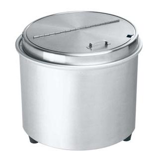 エバーホット スープウォーマー オールステンレス NL-16S(蒸気熱保温方式)【 炊飯器・スープジャー 】 【ECJ】