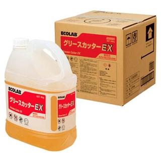【まとめ買い10個セット品】 【業務用】油汚れ用洗浄剤 グリースカッターEX 20kg