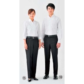 【まとめ買い10個セット品】 【業務用】女性用ノータックパンツ WL1481-9 17号