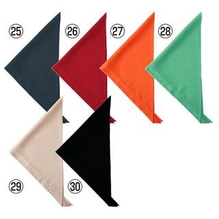 【まとめ買い10個セット品】 【業務用】三角巾 JY4672-2 エンジ フリー