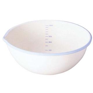 【まとめ買い10個セット品】ビームス ホーロー片口ボール 18cm BM-18B・W【 ボール・洗い桶 】 【ECJ】