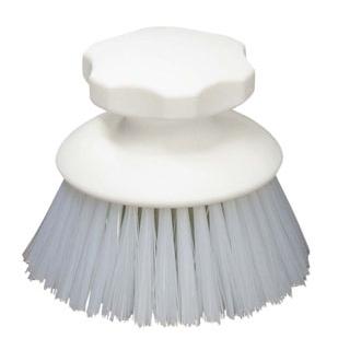【まとめ買い10個セット品】HPハンドブラシ 丸型 ホワイト 55861【 清掃・衛生用品 】 【ECJ】