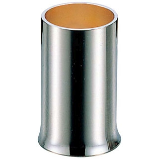 【まとめ買い10個セット品】ナフキン立 No.520S 真鍮(銀メッキ)【 卓上小物 】 【ECJ】