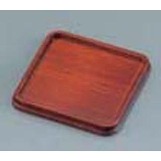 【まとめ買い10個セット品】 【業務用】木製 カスタートレイ ET-15B(茶)