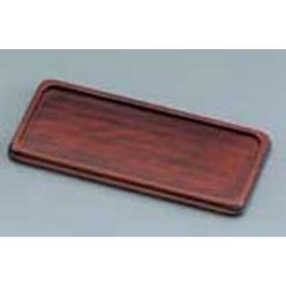 【まとめ買い10個セット品】 【業務用】木製 カスタートレイ ET-12B(茶)