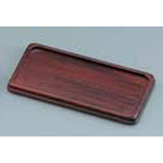 【まとめ買い10個セット品】 【業務用】木製 カスタートレイ ET-11B(茶)