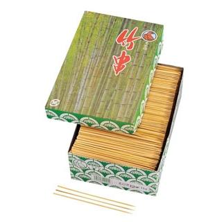 【まとめ買い10個セット品】 【業務用】竹 えび串 1kg 箱入 90mm
